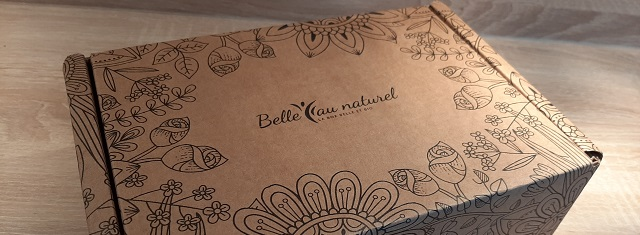 Faire un unboxing – Box Belle Au Naturel / Octobre 2020