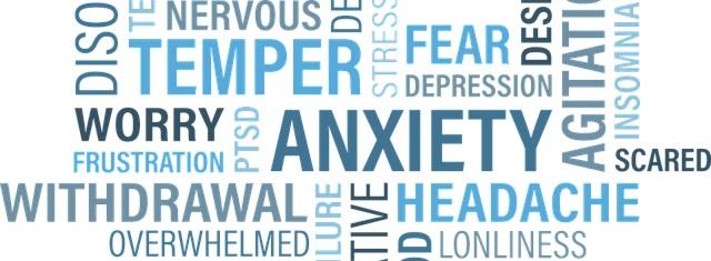 Te parler de son « trouble anxieux»