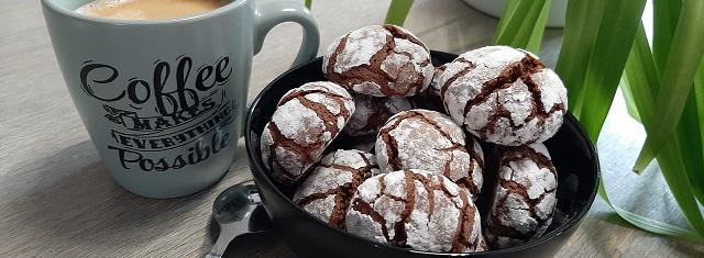 Cuisiner – Les craquelés auchocolat