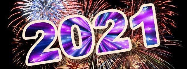 Te souhaiter une bonne année2021