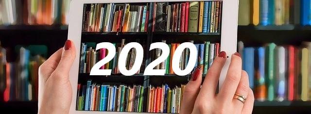 Faire un retour en chiffres sur les lectures de2020