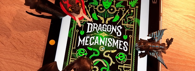 Lire – Dragons et Mécanismes d'AdrienTomas
