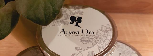 Mettre à l'honneur – Les bougies AnavaOra