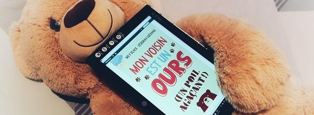 Lire – Mon voisin est un ours (un poil agaçant) de Mily Black et DéborahGuérand