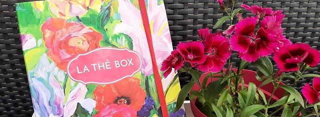 Faire un unboxing – La Thé Box / Mai2021