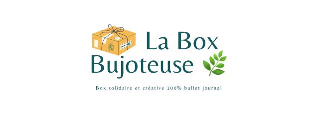 Faire un unboxing – La Box Bujoteuse / box#5