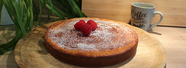 Cuisiner – Le cake citron framboise façon zébracake