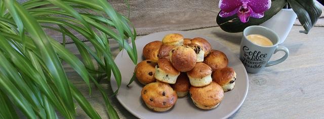 Cuisiner – Les muffins aux pépites dechocolat