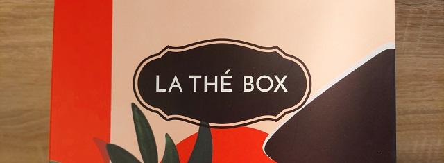 Faire un unboxing – La Thé Box / Octobre2021